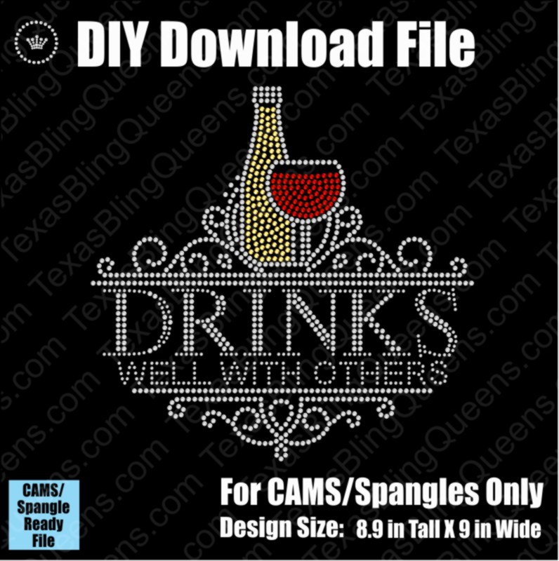 Drinks Well With Others Download File - CAMS/ProSpangle