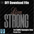 Lion Strong Download File - CAMS/ProSpangle