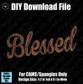 Blessed Script Download File - CAMS/ProSpangle