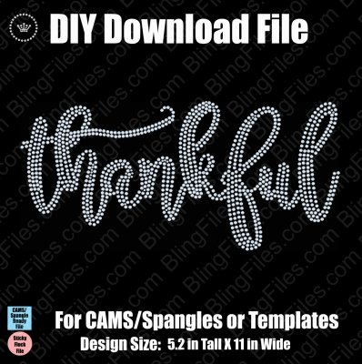 Thankful Script Download File - CAMS/ProSpangle