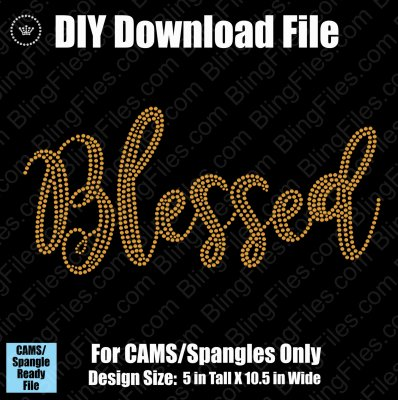 Blessed MS Script Download File - CAMS/ProSpangle