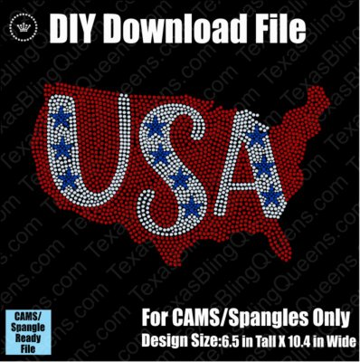 USA over the USA Download File - CAMS/ProSpangle