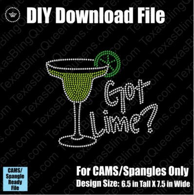 Got Lime? Download File - CAMS/ProSpangle
