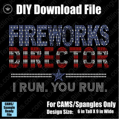 Fireworks Director Download File - CAMS/ProSpangle
