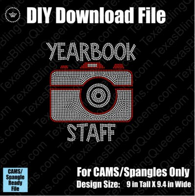 Yearbook Staff / Team Download File - CAMS/ProSpangle
