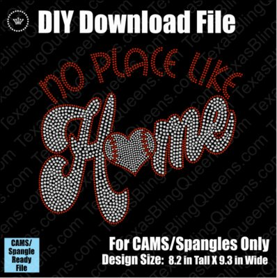 No Place Like Home Combo Download File - CAMS/ProSpangle
